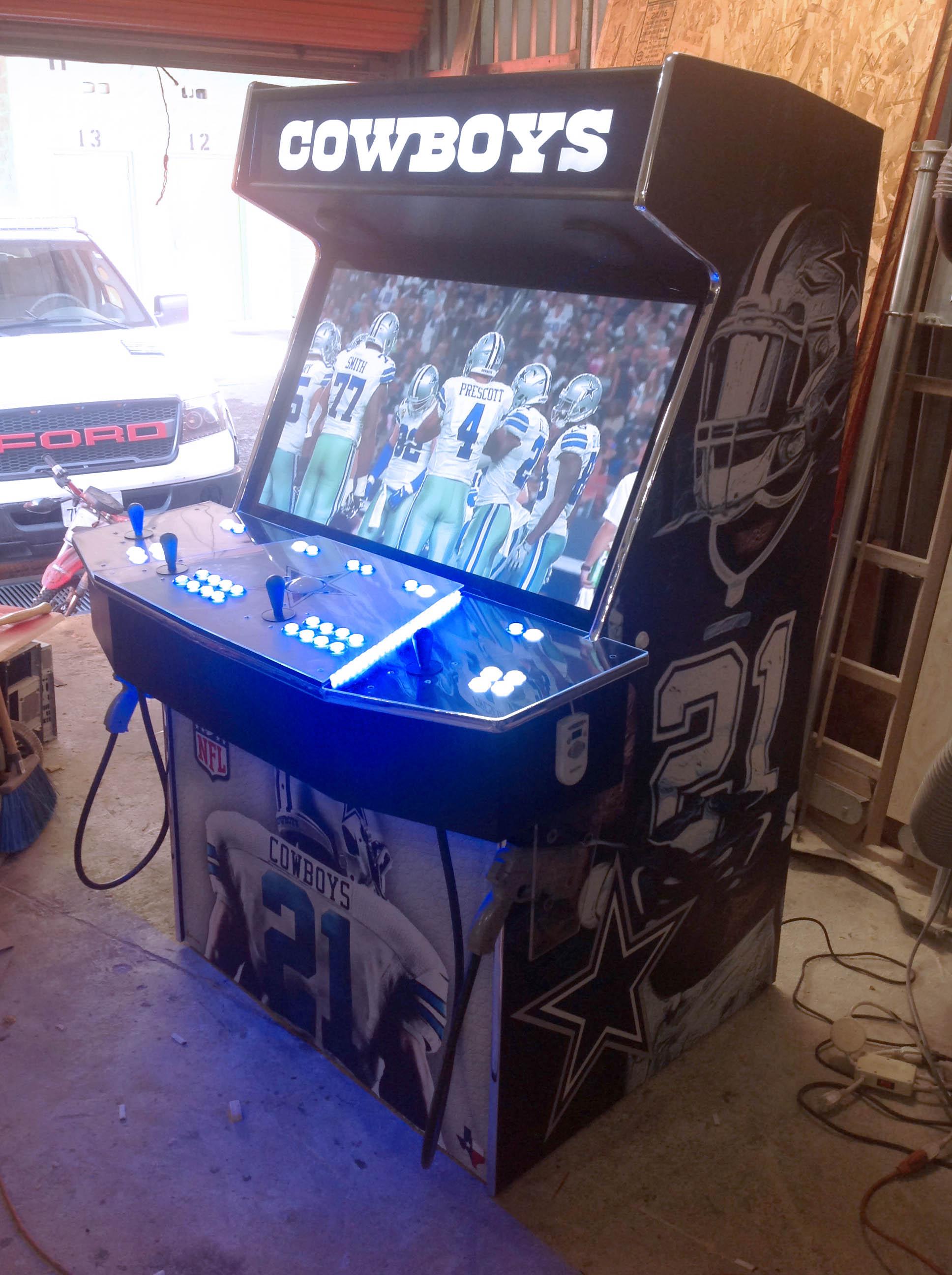 Arcade86 - Full Size Arcades