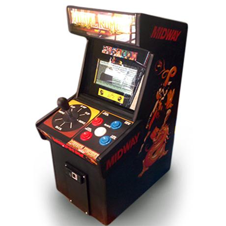 mortal kombat arcade emulator